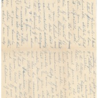 1921 Handwritten Letter from William Fletcher King to Miss Fairbanks (librarian)